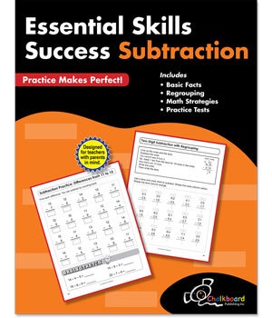 X CTP 8202 DAILY SKILLS SUCCESS SUBTRACTION
