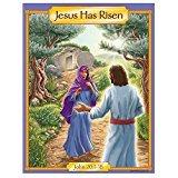 T 38706 JESUS IS RISEN CHART