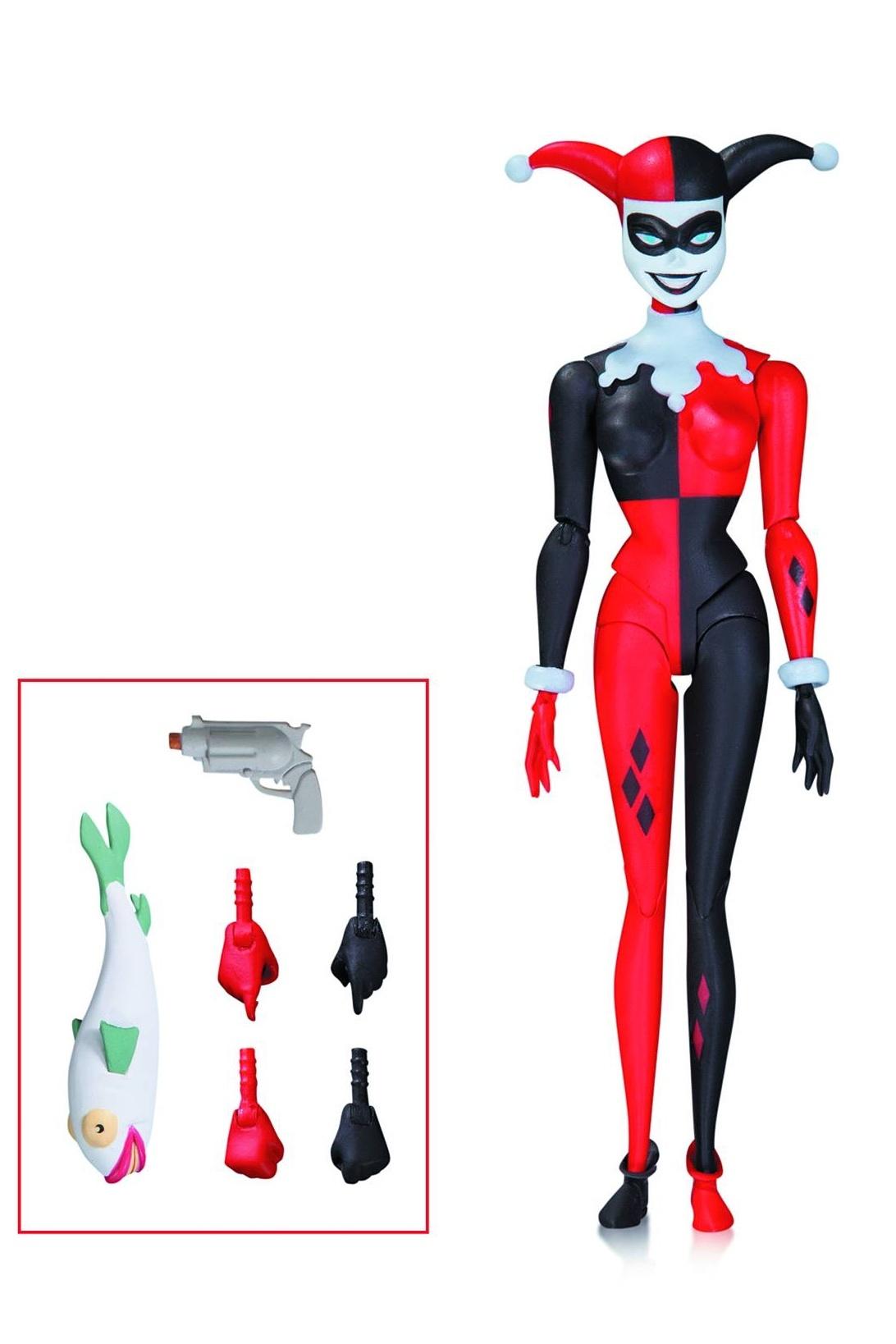 Batman Animated BAS Harley Quinn AF