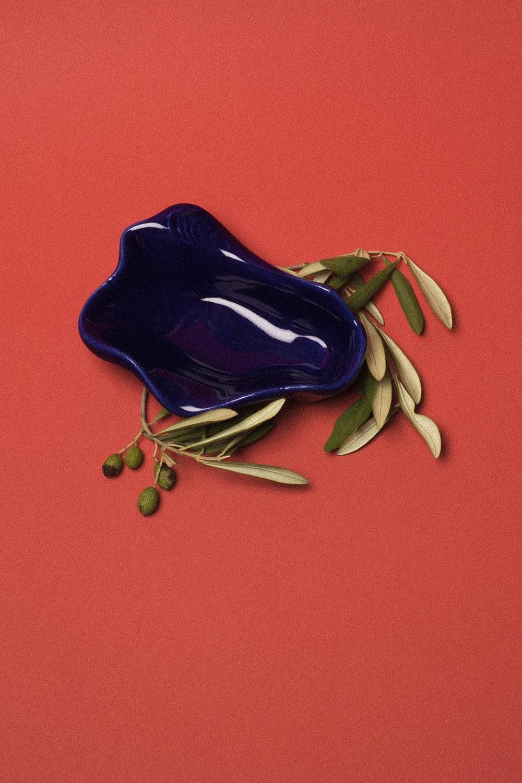 Annie Berner - Parmigiano Plate