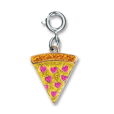CHARM IT! - GLITTER PIZZA CHARM