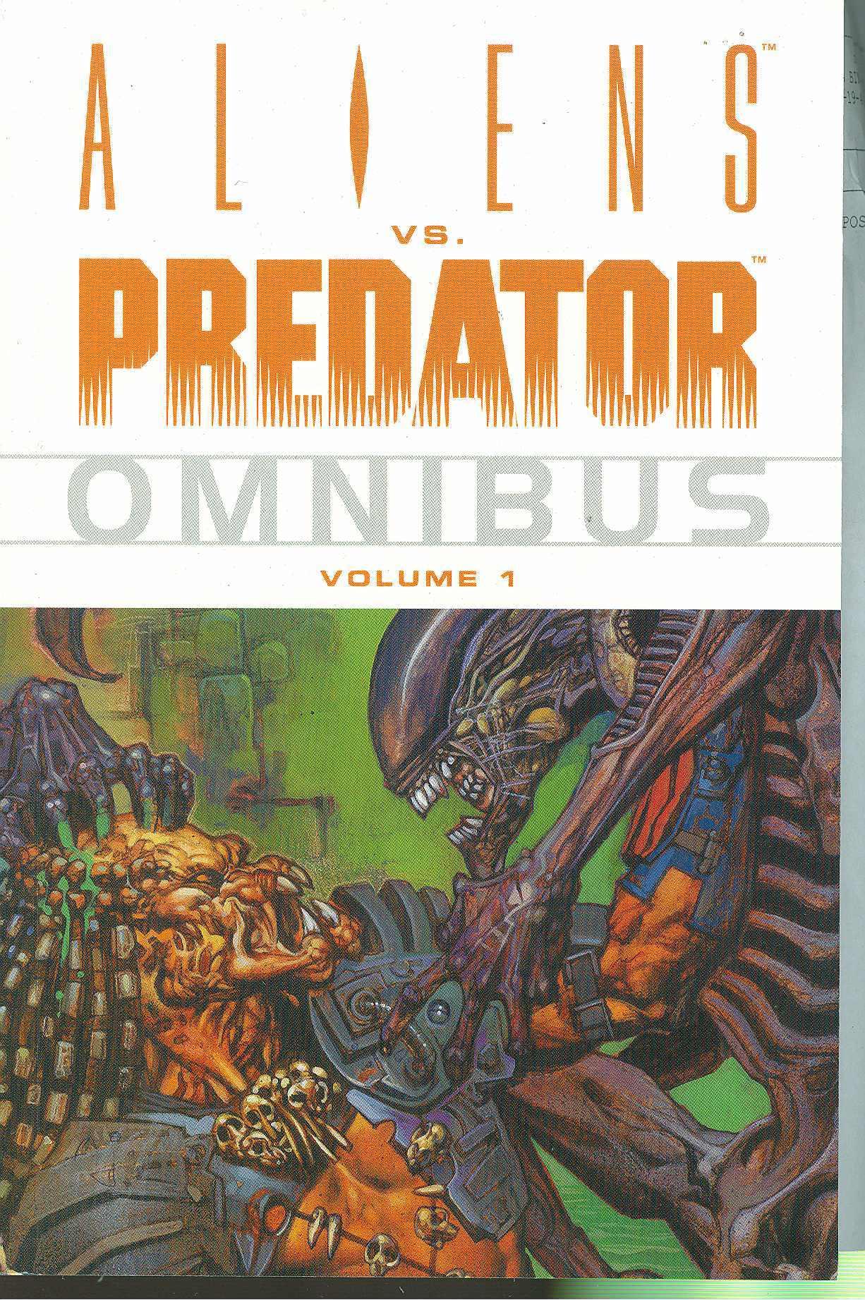 Aliens vs Predator Omnibus Vol 01
