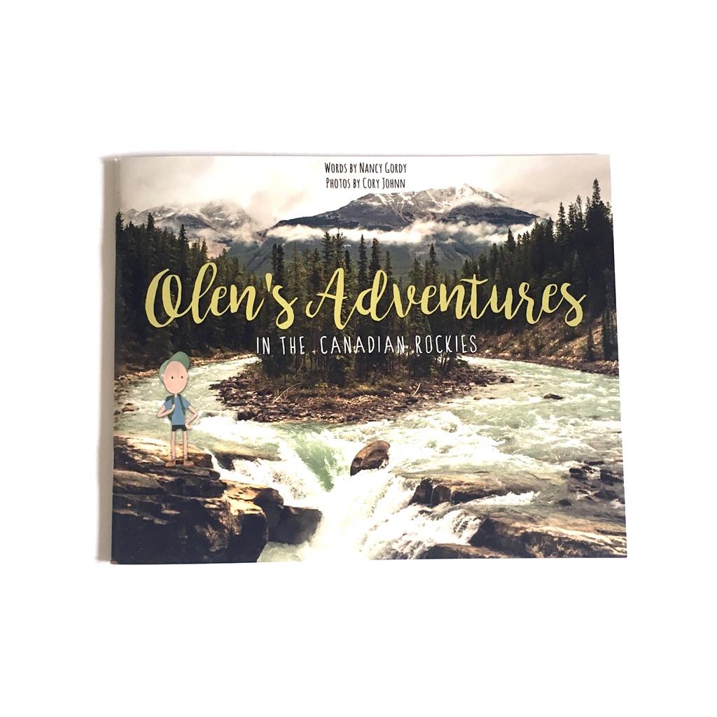 Olen's Adventures in the Canadian Rockies