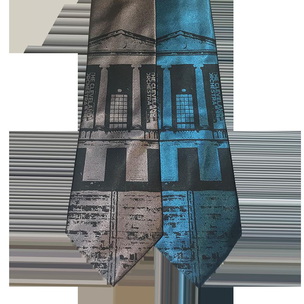Severance Hall Necktie