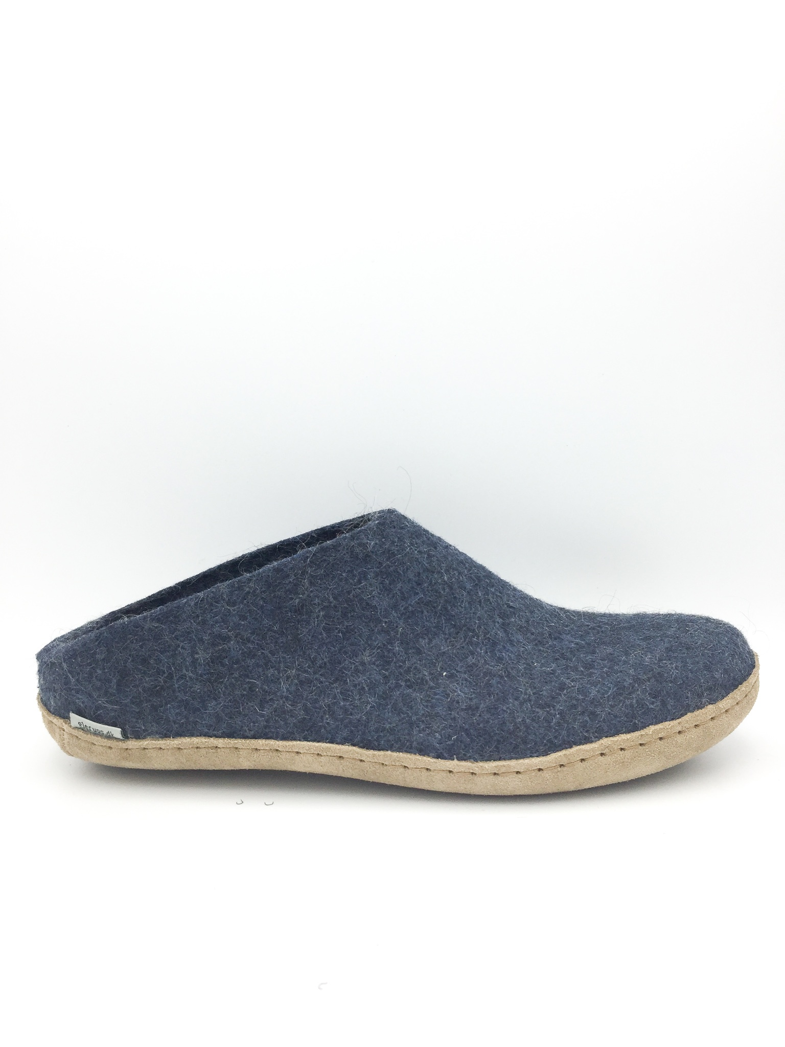 GLERUPS - FELT SLIPPER IN DENIM