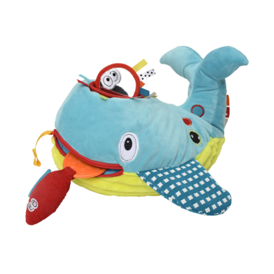 Dolce Play And Learn Whale.