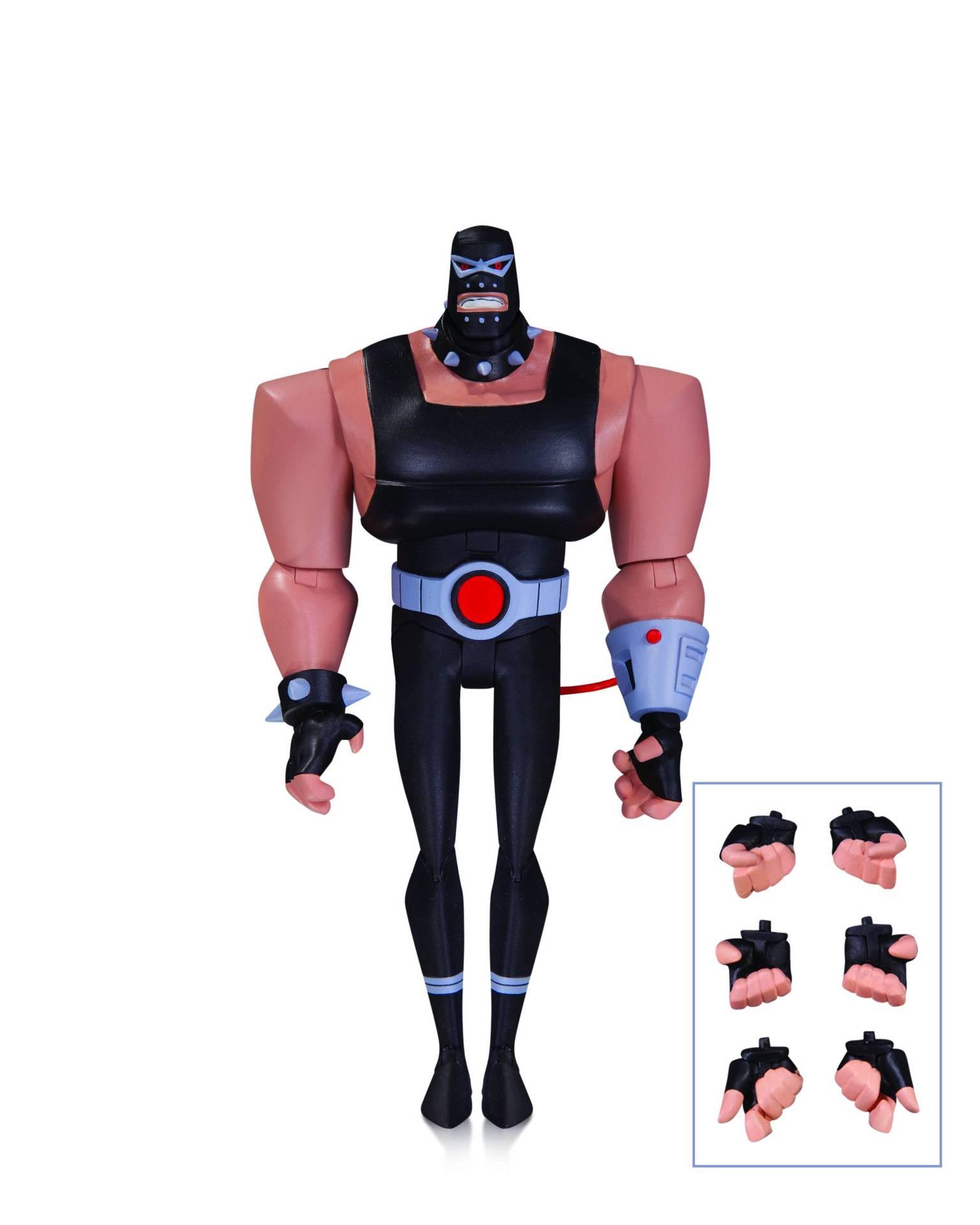 Batman Animated Series Bane AF