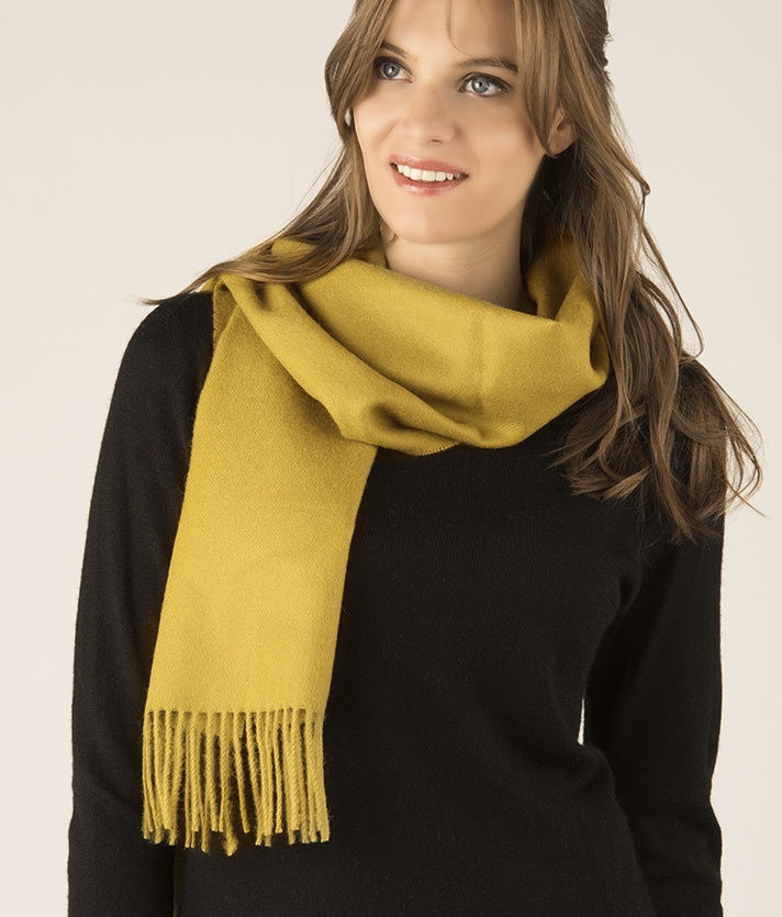 BRUSHED SCARF AM13494