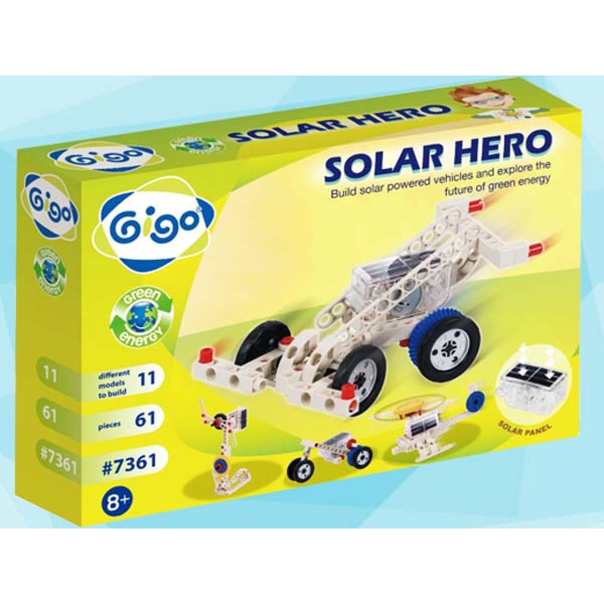 SOLAR HERO