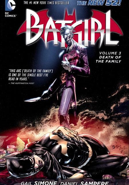 Batgirl Vol 03 Death of The Family (N52)