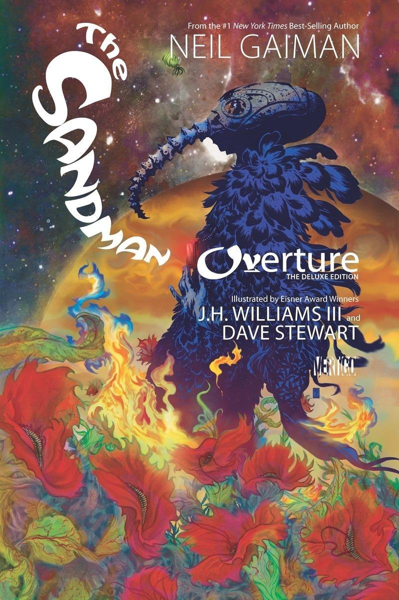 Sandman Overture Deluxe Ed HC (MR)
