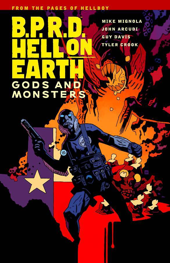 BPRD Hell On Earth Vol 02 Gods and Monsters