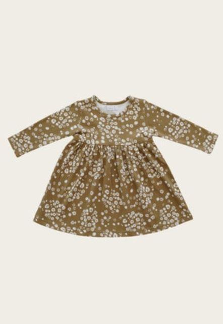 PIXIE DRESS - DAISY FLORAL