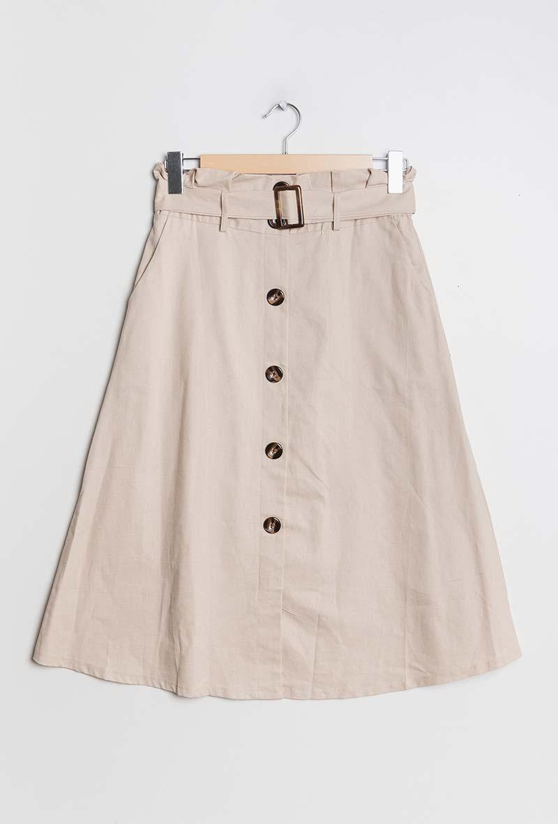 UG Beige Skirt