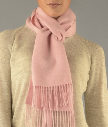 LONG BRUSHED SCARF RJ14029
