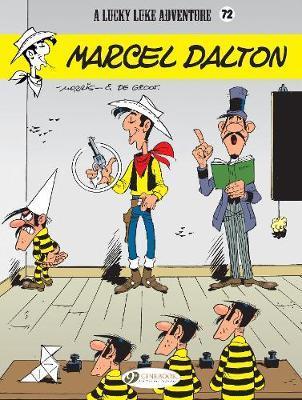 Lucky Luke #72 Marcel Dalton