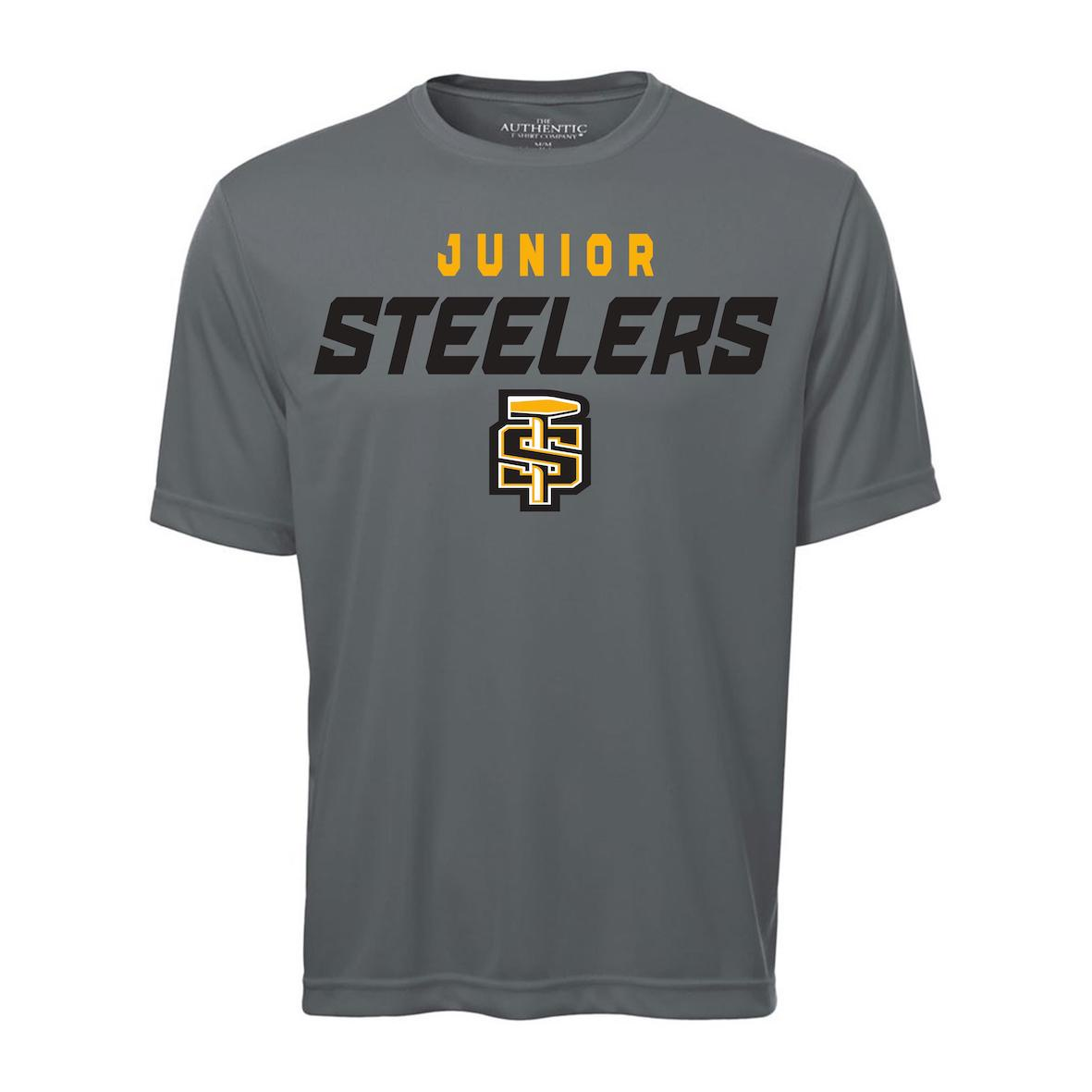 8118fa86e Junior Steelers Short Sleeve Dry Fit Shirt - Scoff s Hockey Shop