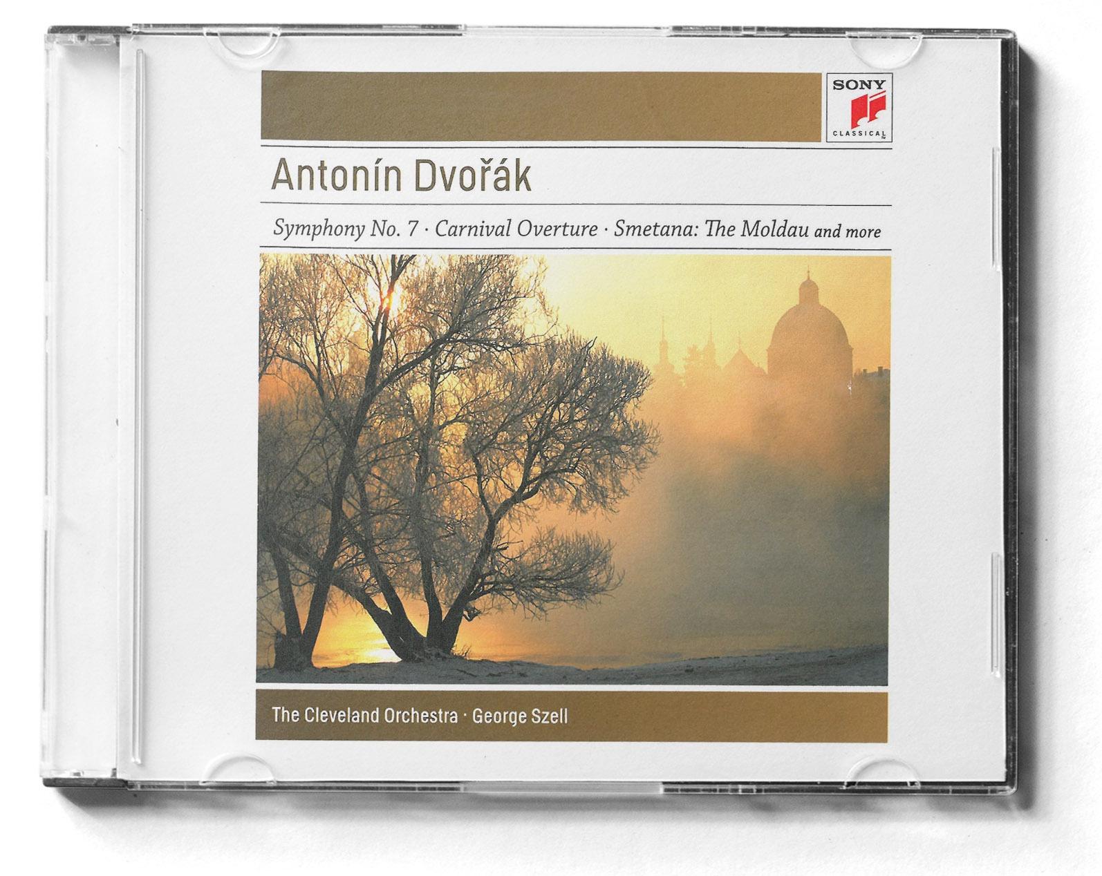 Dvořák  Symphony No. 7 | Smetana - The Moldau