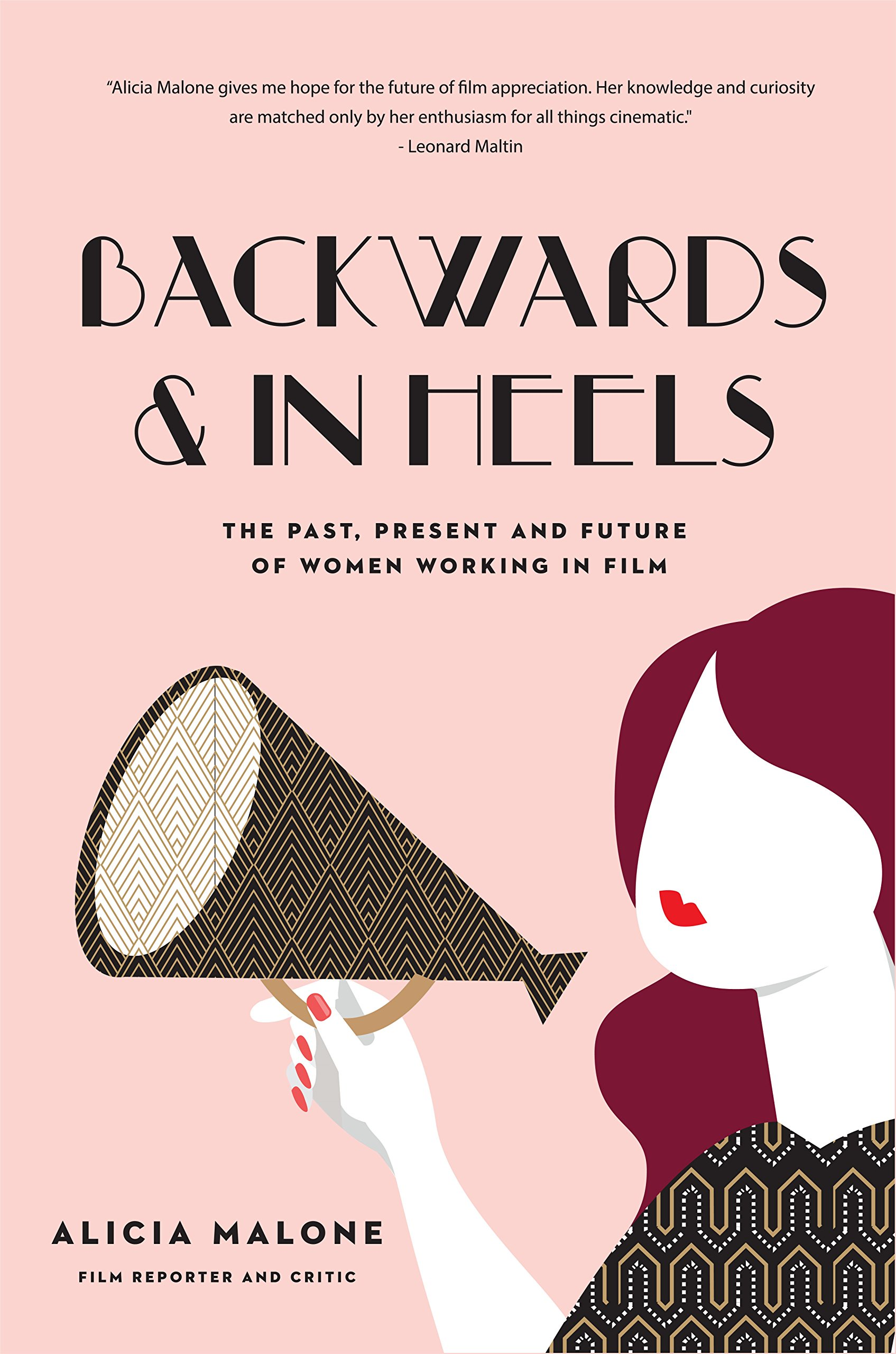 Backwards and in Heels (paperback edition)