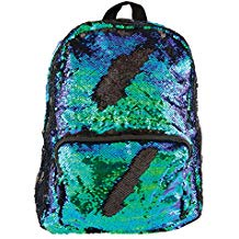 BACKPACK MERMAID SEQUIN