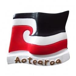Magnet Maori NZ Flag