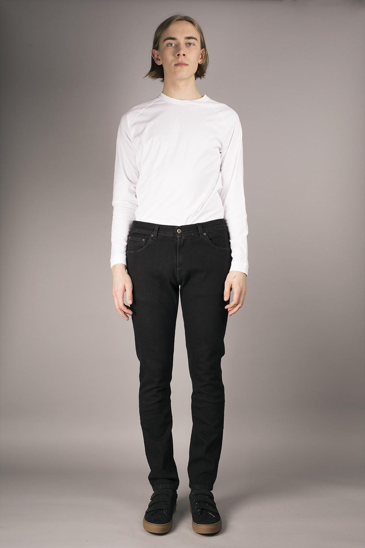 Livid Jeans - Edvard Japan Black Twill Image