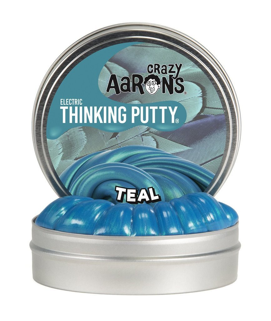 CA TEAL THINKING PUTTY