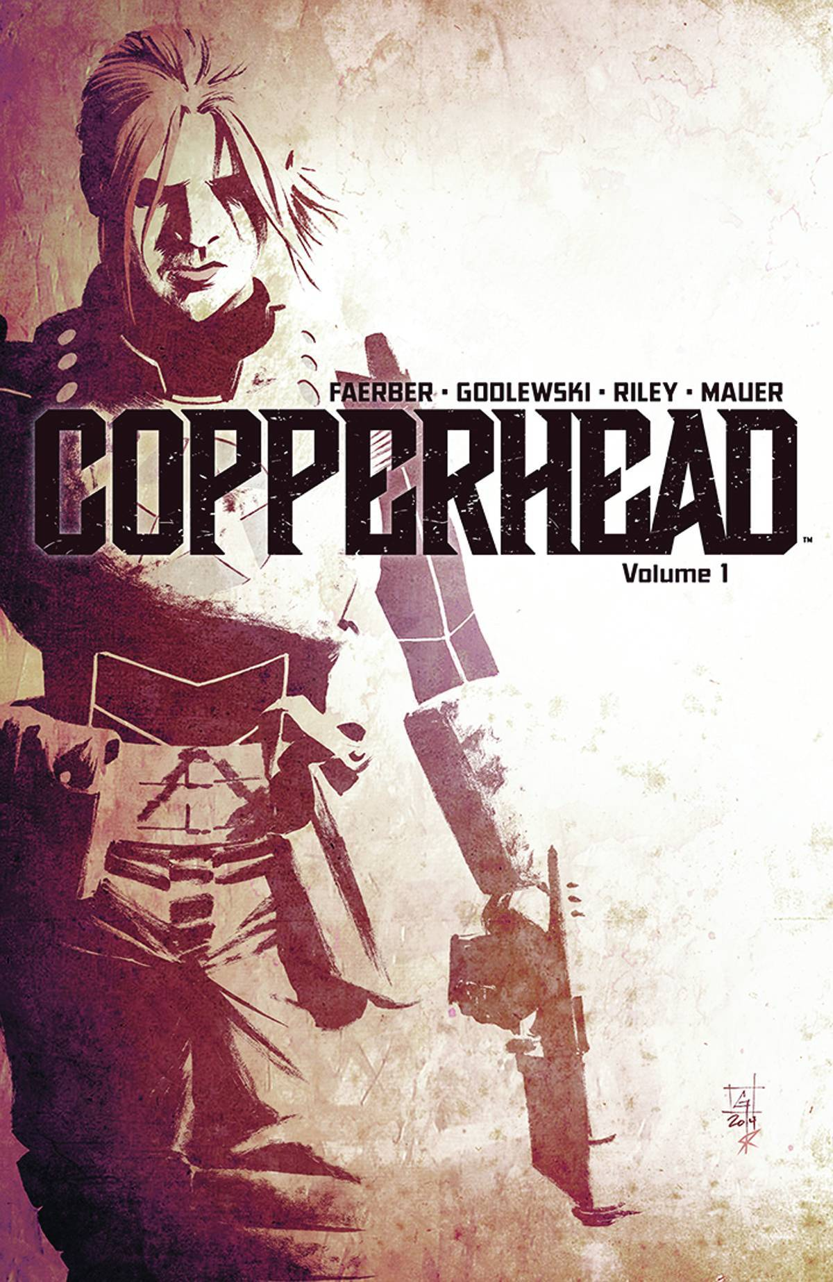 Copperhead Vol 01 A New Sheriff In Town