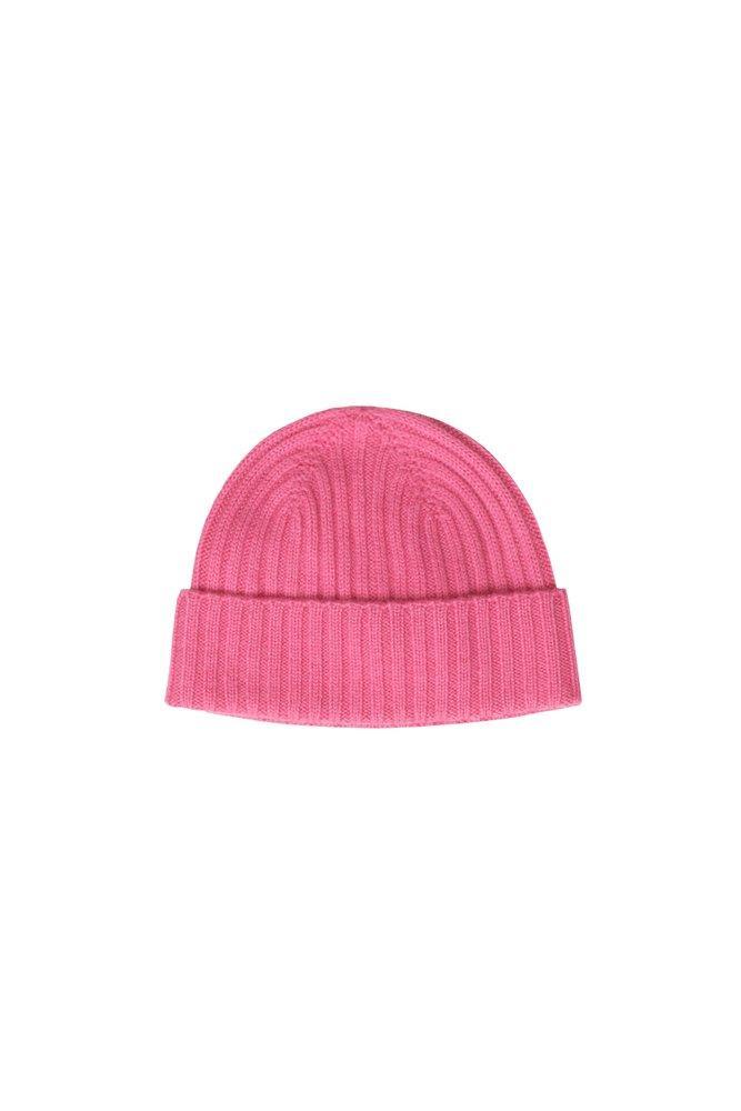 Avenue- Calluna Wool Hat - Pink