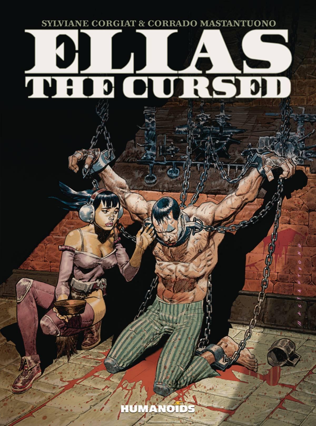 Elias The Cursed HC