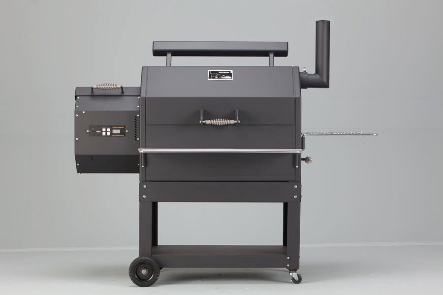 Yoder YS640 Pellet Grill inc Second Shelf 240V