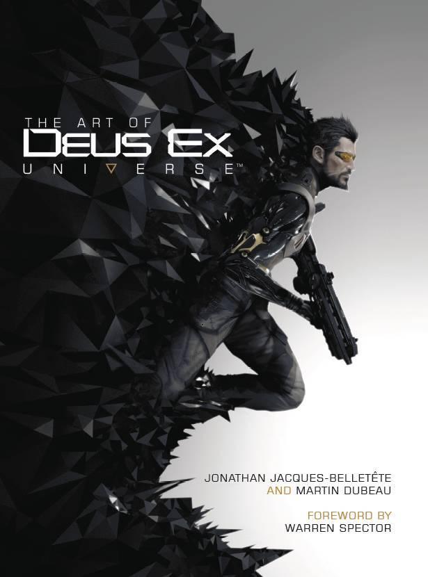 Art of Deus Ex Universe HC