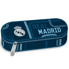 REAL MADRID F.C. PENCIL CASE LG