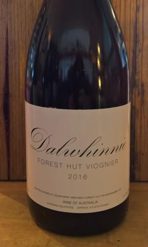 2016 Dalwhinnie Viognier