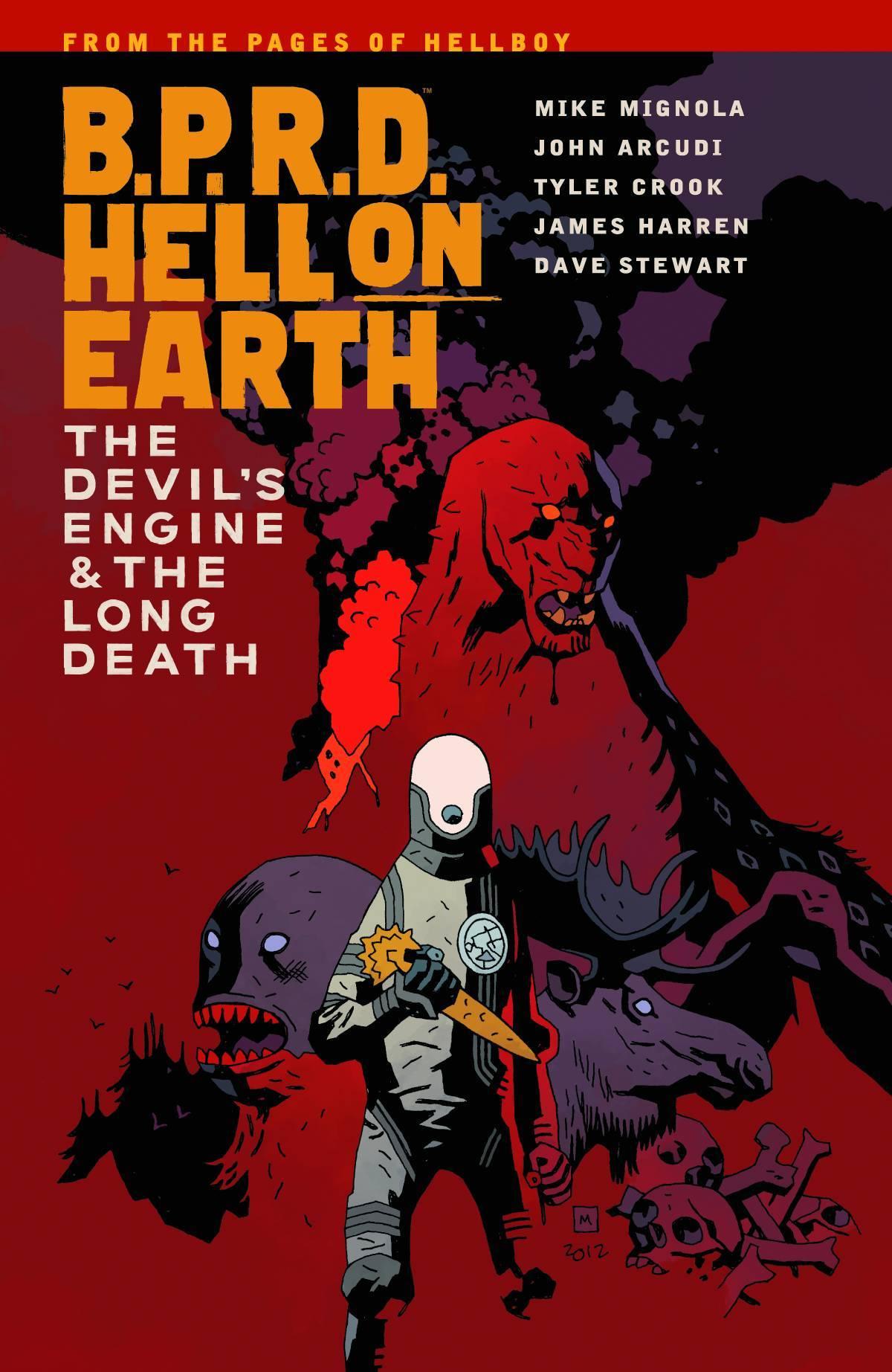 BPRD Hell On Earth Vol 04 Devil Engine & Long D