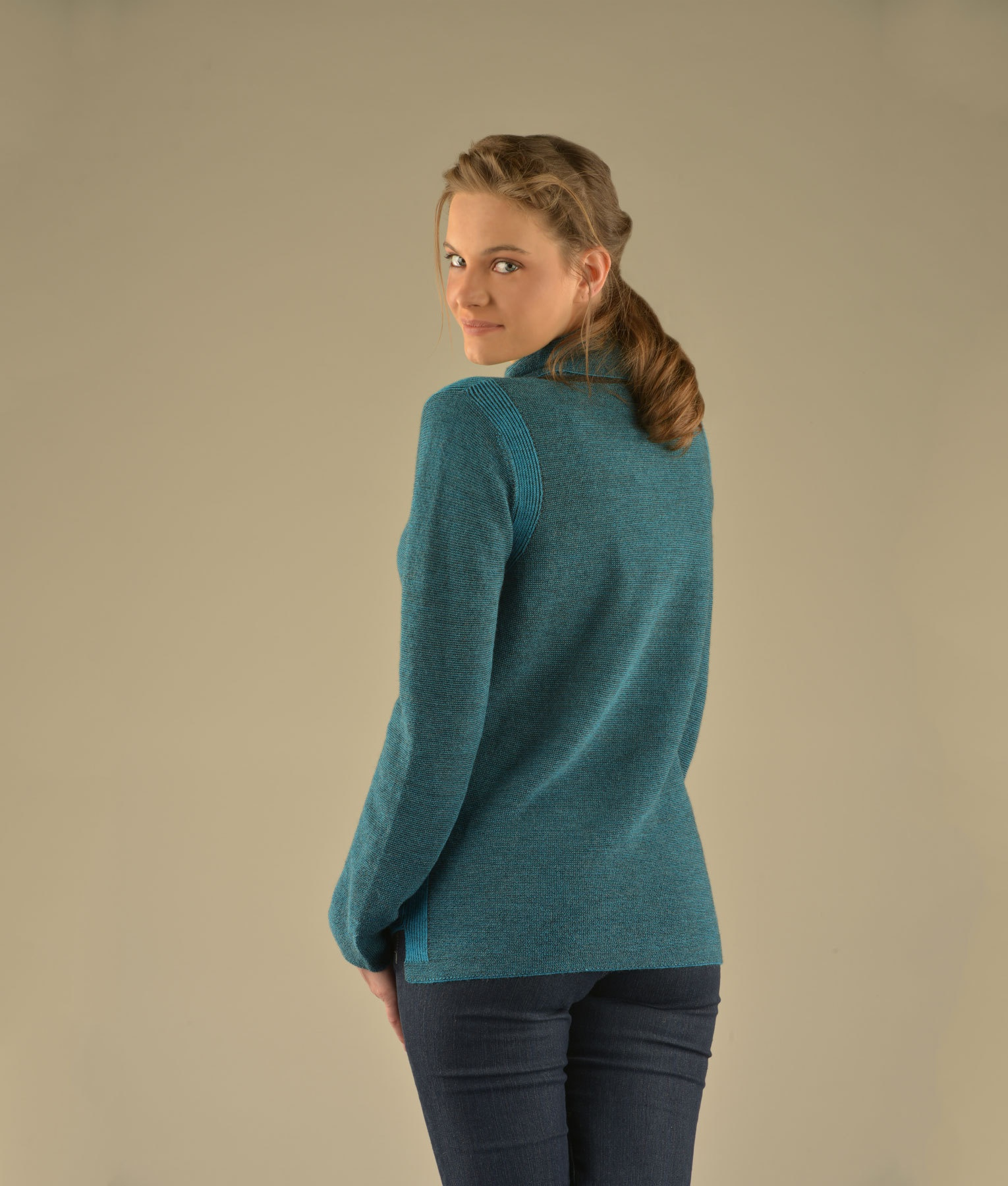 LINKS PULLOVER C007