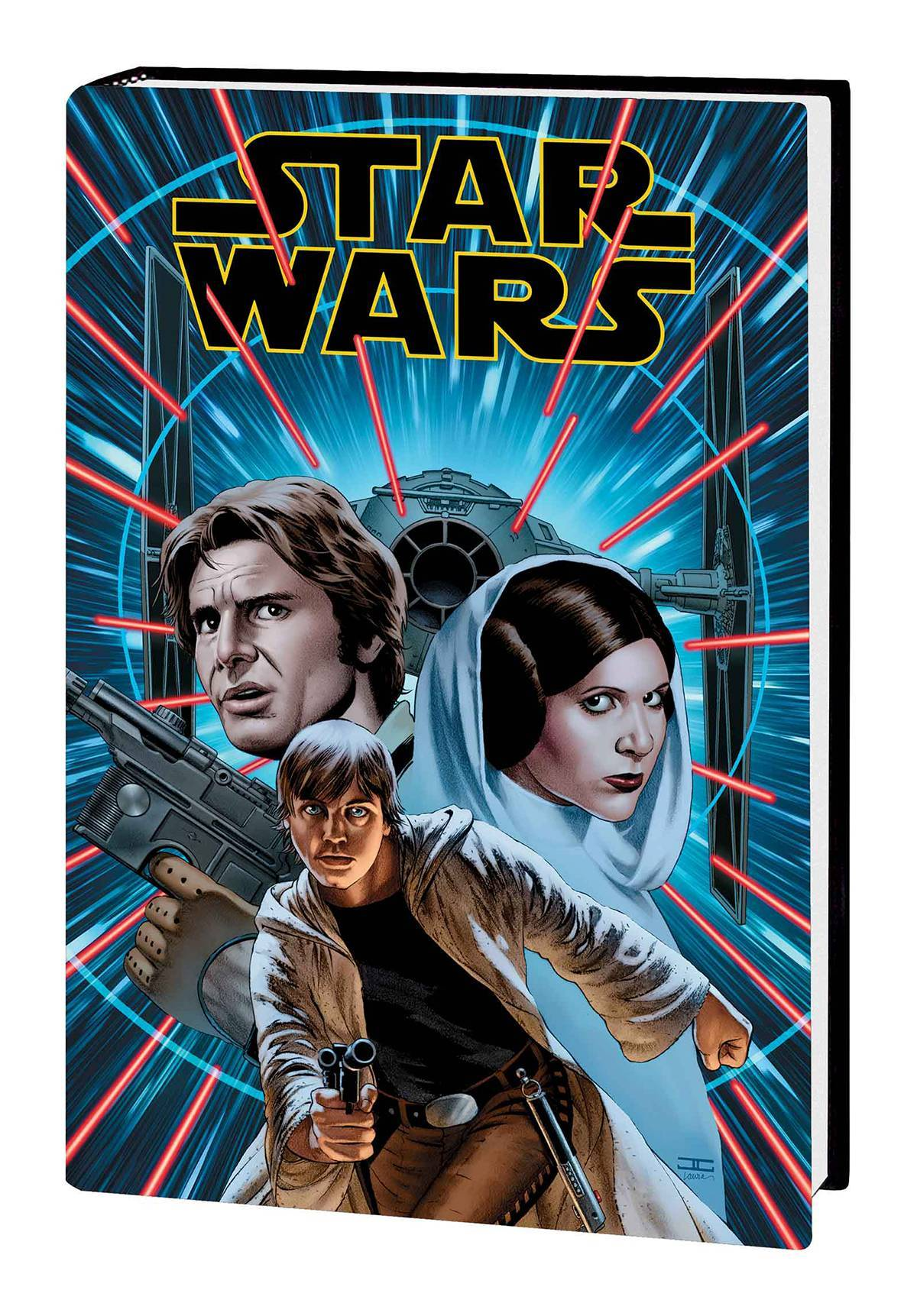 Star Wars HC Vol 01 Cassaday Cvr