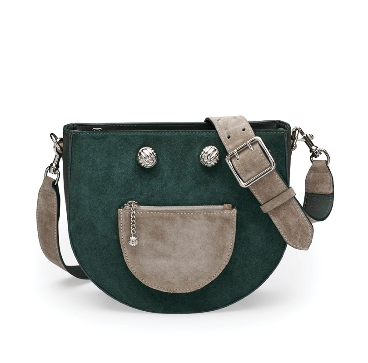 Happie Bag - Duck Green