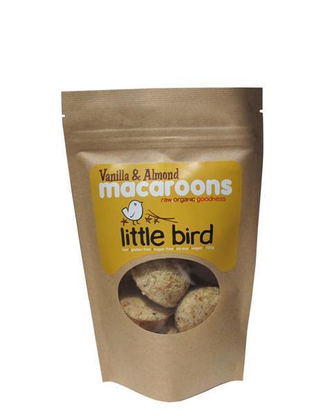 Little Bird Vanilla & Almond Macaroon