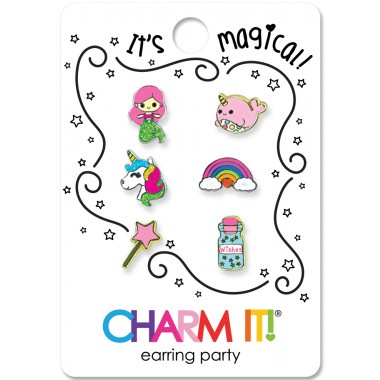 CHARM IT! - MAGICAL EARRING PARTY SET