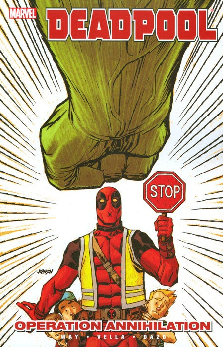 Deadpool Vol 08 Operation Annihilation