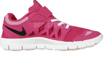 quality design 5cfd8 7074a PSG - Pre school girl - Nike Free 5.0 Pink WAS €49 NOW   Kids ...