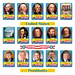 T 8065 U.S. PRESIDENTS BBS