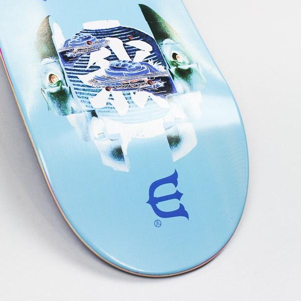 Evisen Skateboards Power Play Deck