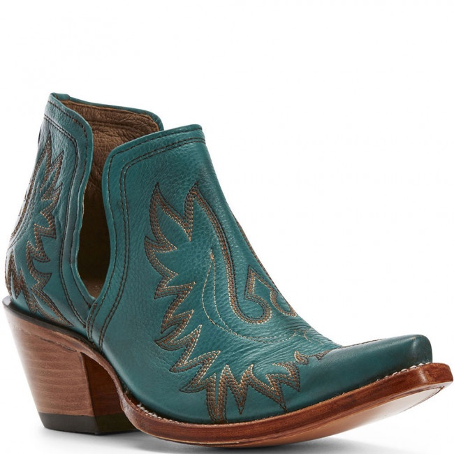 detailing 2019 clearance sale professional design Ariat Women's Dixon Short Boot In Agate Green
