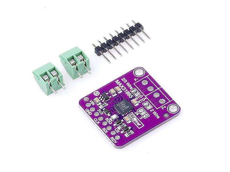 RTD Temperature Sensor PT100 Amplifier MAX31865