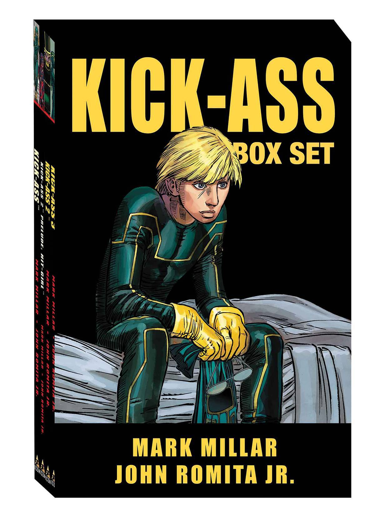 Kick-Ass TP Box Set Slipcase