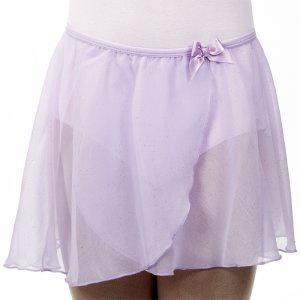 Dasha Child Crinkle Glitter Skirt (4433)
