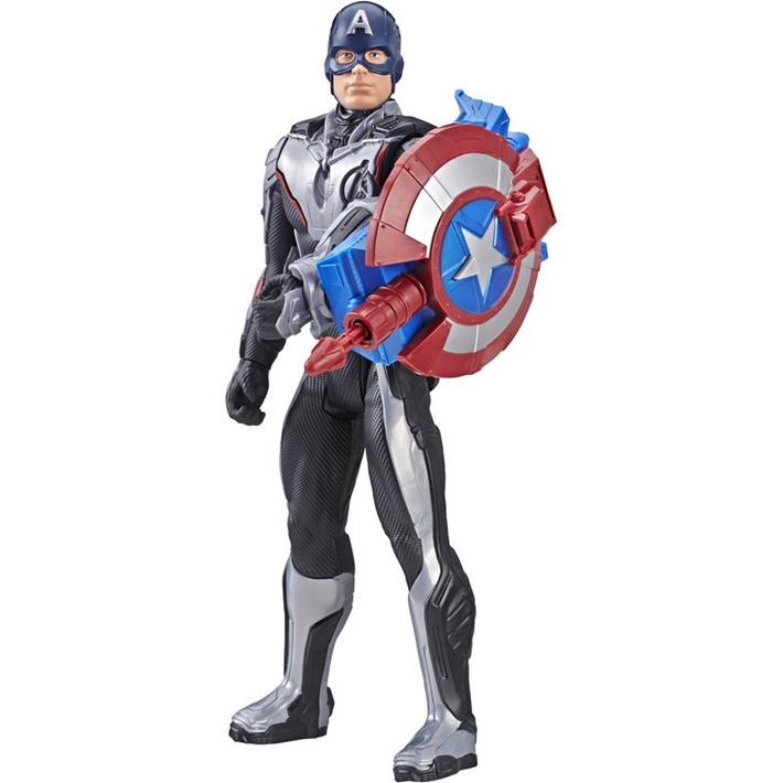 AVENGERS ENDGAME TITAN HERO POWER FX CAPTAIN AMERICA