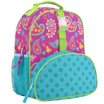 ALL OVER PRINT MINI BACKPACK PAISLEY GARDEN
